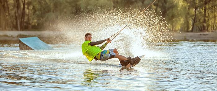 Vandens sportas