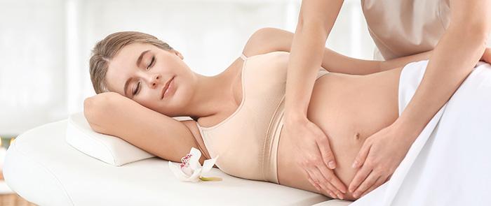 Masažai nėščiosioms