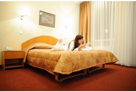 """Romatiškas poilsis viešbutyje """"Pušynas"""""""