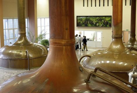 Ekskursija po Utenos alaus daryklą su degustacija dviem