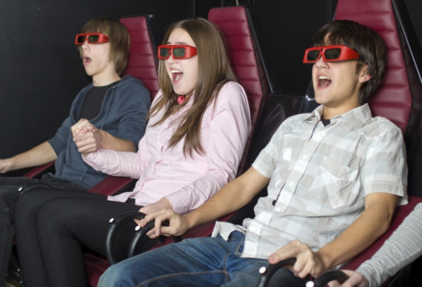"""Kino centro """"Multikino"""" 3D bilietai šeimai """"Šeima 4"""""""