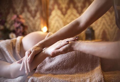 Harmonizuojantis nėščiosios masažas (5 kartai)