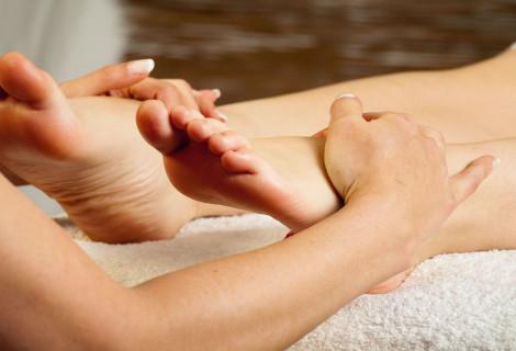Terapija pavargusioms kojoms