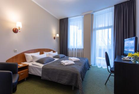 2 nakvynės Druskininkuose, viešbutyje Pušynas (galioja penktadienį-sekmadienį)