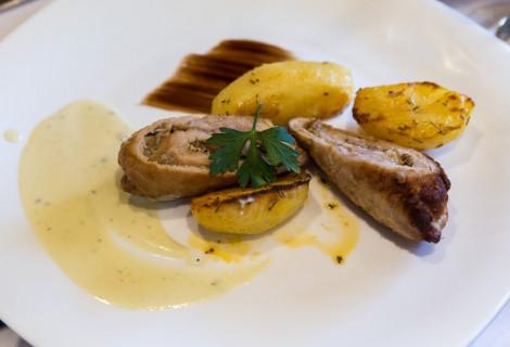 """Romantiška vakarienė dviem restorane """"Romnesa Druskininkai"""""""