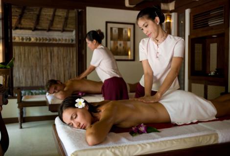 Tradicinis tajų ritualas dviem