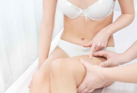 Anticeliulitinis viso kūno masažas