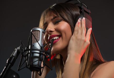 Dainos įrašymas įrašų studijoje