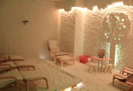 Haloterapijos (druskų kambario) seansas dviem