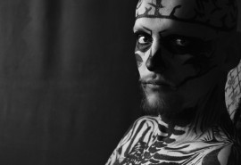 Profesionali fotosesija + laikina tatuiruotė
