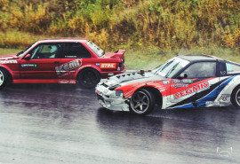 Drift Taxi su Side To Side Drift Team