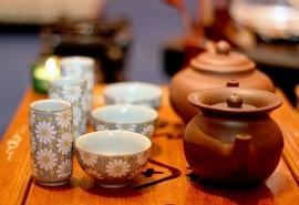 Kolekcinių arbatų degustacija Vilniuje