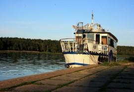Nepakartojamas VIP plaukimas laivu