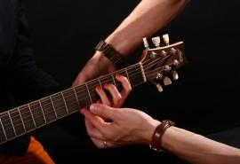 Individuali gitaros pamoka Vilniuje