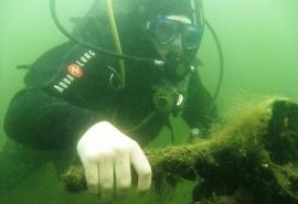 Pažintinis nėrimas Lampėdžių ežere
