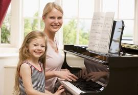 """Individualios fortepijono pamokos studijoje """"GSC"""""""