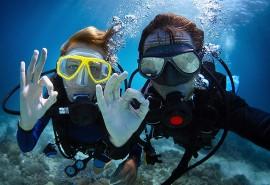 Galimybė pažinti paslaptingąsias Platelių ežero gelmes + povandeninė fotosesija