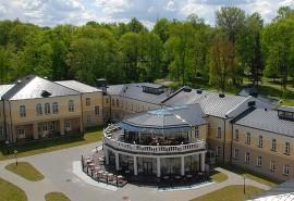 """Karališkas poilsis Druskininkuose, viešbutyje """"Europa Royale Druskininkai"""""""