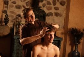 """""""Shanti Champi"""" galvos masažas"""