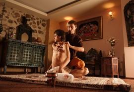 Jogos masažas