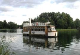 Smagi ekskursija laivu