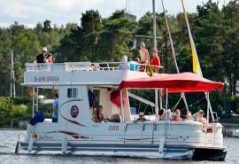 Ekskursija laivu į Meilės įlanką