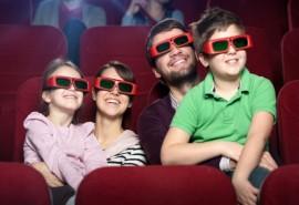 """Kino centro """"Multikino"""" 3D bilietai šeimai """"Šeima 3"""""""