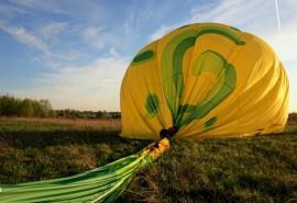 VIP skrydis oro balionu Šiauliuose, Kaune arba Panevėžyje