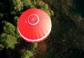 Nepakartojamas VIP skrydis oro balionu Klaipėdoje