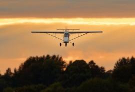 Apžvalginis skrydis virš Naisių ir Meškuičių