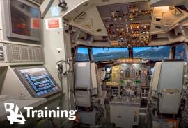 """Skrydis """"Boeing 737"""" arba """"Airbus A320"""" simuliatoriumi"""