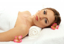 """Aromaterapinis viso kūno masažas moterims """"Spanguolių gaiva"""""""