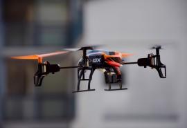 Dronų konstravimo dirbtuvės