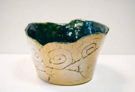 Keramikos kursai dviem