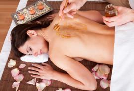 Medaus masažas Panevėžyje