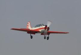 Sudėtingas pažintinis akrobatinis skrydis