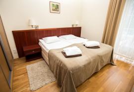 1 nakvynė Mini APARTAMENTUOSE dviem, Royal SPA Residence viešbutyje