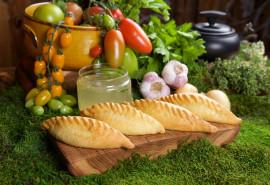 Karaimų virtuvės patiekalų degustacija Trakuose