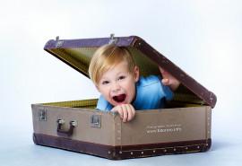 Smagi kūdikio arba vaikų fotosesija