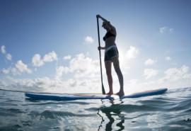 Nakvynė Surf hostelyje su irklenčių pramogomis