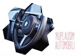 Lengvojo automobilio vidaus ir išorės valymo kompleksas