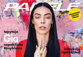 """Žurnalo """"PANELĖ"""" prenumerata"""