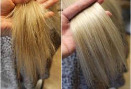 """Prabangi aktyvioji plaukų atstatymo procedūra su """"Olaplex"""""""