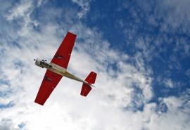 Romantiškas pažintinis-mokomasis skrydis dviem virš Panevėžio ir jo apylinkių