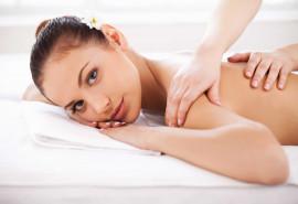 Klasikinis arba sportinis pečių, nugaros ir juosmens masažas