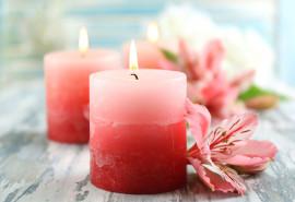 Aromatinių žvakių kūrimas