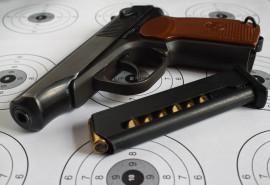 Ekstremalus šaudymas koviniais ginklais