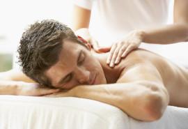 Giluminis-taškinis viso kūno masažas