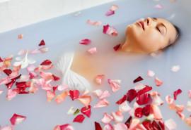 Pieno vonia ir viso kūno masažas