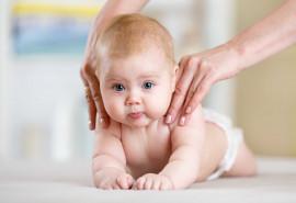 Pasirinktas kūdikių ir vaikų masažas